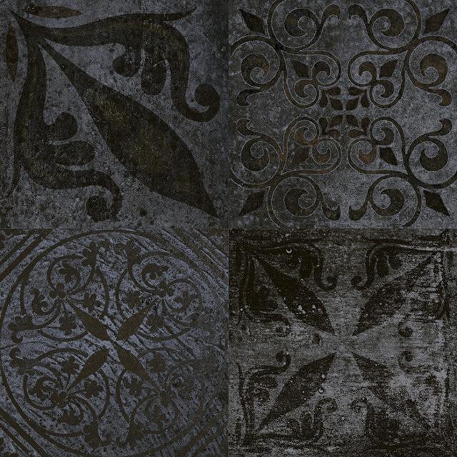Porcelanosa Antique Black 596x596