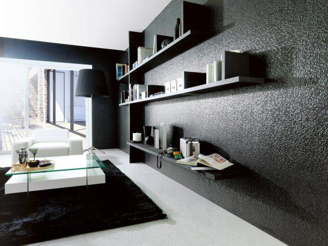 Venis Cubica Negro 333x1000