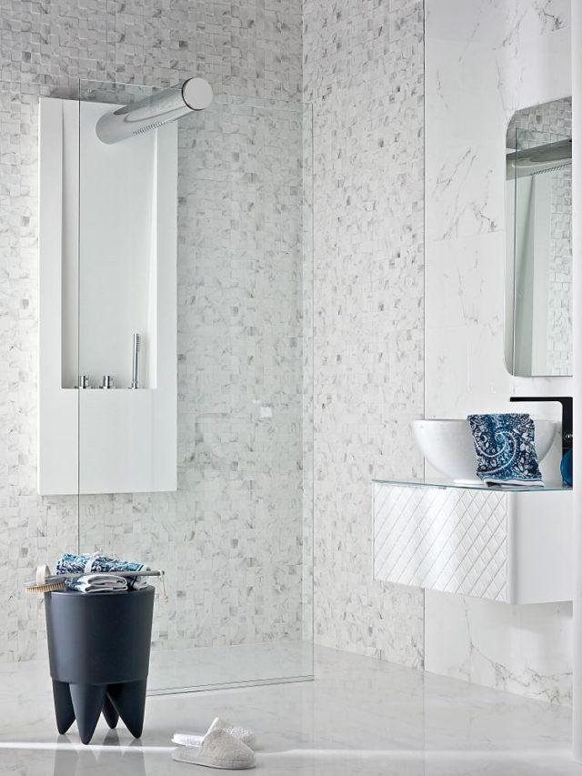 Porcelanosa Mosaico Carrara Blanco 316x900