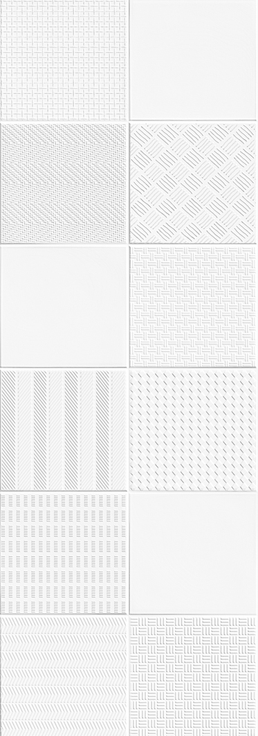 Porcelanosa Deco Studio White 316x900