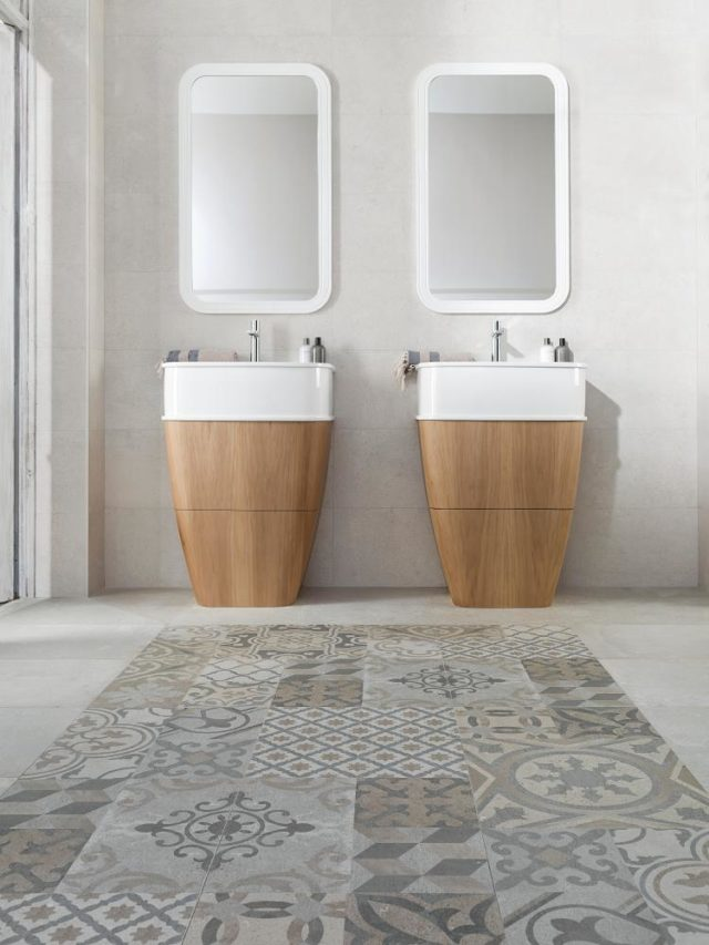 Porcelanosa Dover Antique 596x596