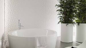 Porcelanosa Oxo Deco Blanco 316x900 Installed 1